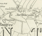 1859 Map of Auchinraith