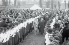1929 Queen Mother opens David Livingstone Centre