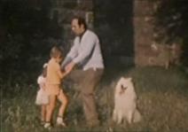 1978 Paul, Joanne & Joe Veverka at Greenhall