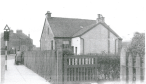 1938 Looking towards the Larkfield Cross from Broompark Road (PV)