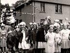 1953 Village Kids Coronation Party
