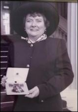 1996 Maureen Rooney OBE