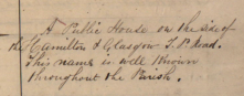 1859 account Clive Place