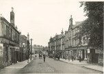 1927 September, Main Street, High Blantyre (PV)