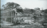 1931 Suspension Bridge & works school