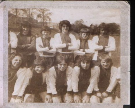1972 Stonefield Boys Club