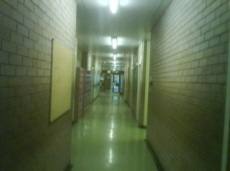 1985 Blantyre High Corridor