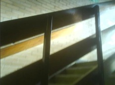 1985 Blantyre High Stairwell