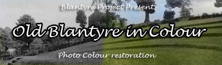 Colouring Old Blantyre