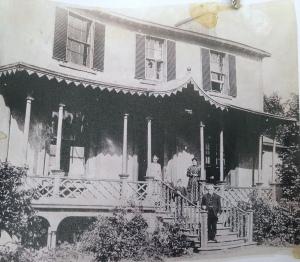 1900 Blantyre lodge