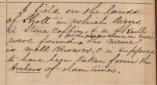 1859 Description of Archers Croft
