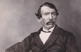 1868 David Livingstone, Blantyre
