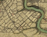 1747 Low Blantyre map