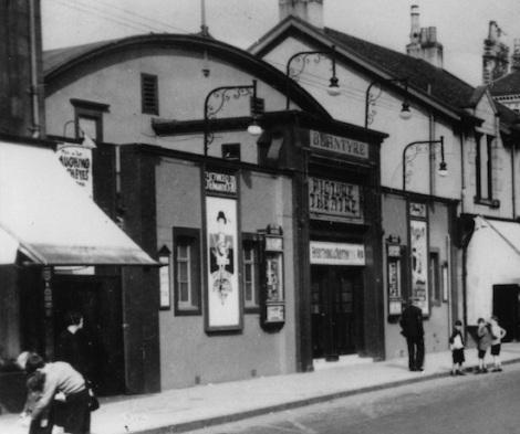 1935 Blantyre Picture Dookit Theatre