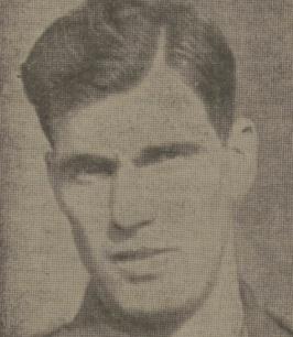 1945 Soldier Hugh McNeil returns home