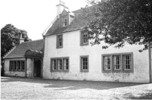 1952 Blantyre 1700s building