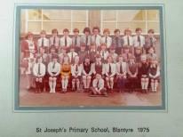 1975 St Josephs Primary School shared by Lainey McGuckin