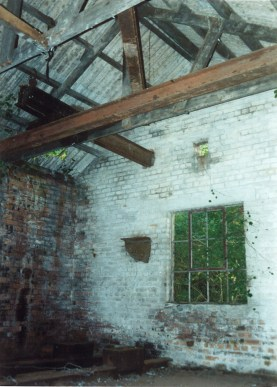 2004 Inside Blantyre Works Mill Factory