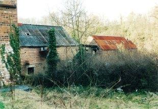2004 Old Blantyre works Mill buildings