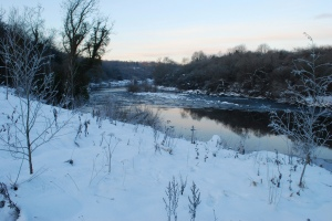2010 Icy Clyde at Criaghead by Jim Brown