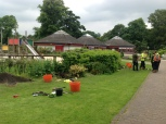 2014 June Dig at David Livingstone Centre