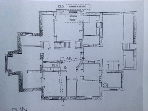 Blantyre Lodge plans