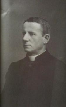 Father Peter Murray. St Josephs 1921 - 1923