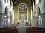 2014 The inside of St Joseph's Church