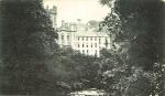1920s Calderwood Castle from Blantyre