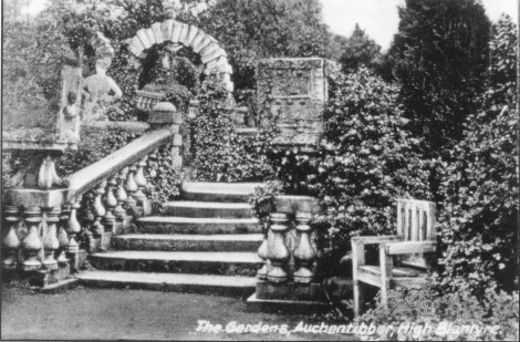 1923 Auchintibber, The Gardens