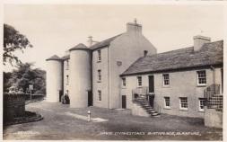 Shuttle Row 1930 David Livingstone Centre, Blantyre (PV)