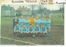 1969 Blantyre Thistle at Public Park. Sent in by Margaret McGaulley
