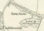 1859 Campknowe map