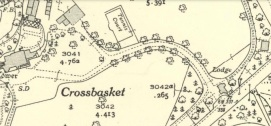 1938 Crossbasket Tennis Courts