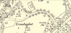 1938 Crossbasket Tennis Courts