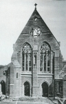 1905 Construction of St Joseph's Chapel, Blantyre