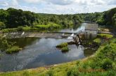 2014 July Blantyre Weir by Andy Bain