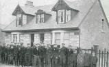 1904 Raploch Cottage, home of William Rae