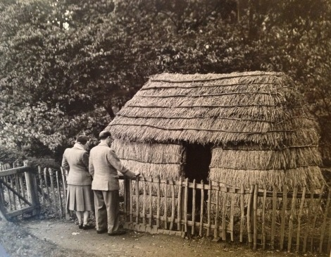 1930 David Livingstone hut