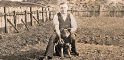 1940s Bill McDonald at Caldervale