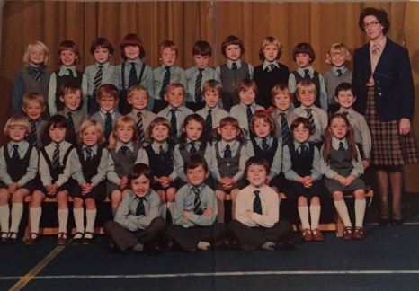 1981 (82?) High Blantyre Primary School