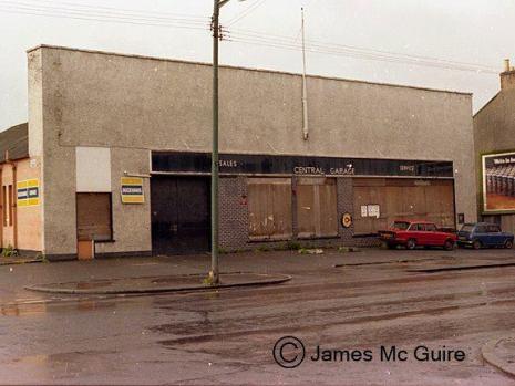 1979 Harpers Garage by James McGuire