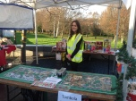 2014 Blantyre Festive Event Aimee at Tombola