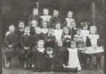 1905 Auchentibber School shared by J Cochrane