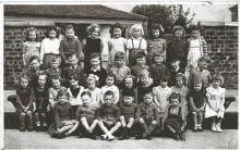 1947 High Blantyre Primary School shard by J Cochrane