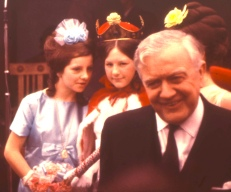 1969 Andrew Cruickshank at Village Gala by RDS