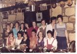 1974 Blantyre playgroup mothers at Hasties Farm. Shared by Maureen Moran.