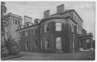 c1910 Calderglen House