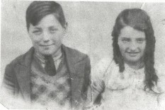 1932 Jim and Jean Marshall, shared by Jim Cochrane