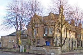 Police Station at Victoria Street 2002